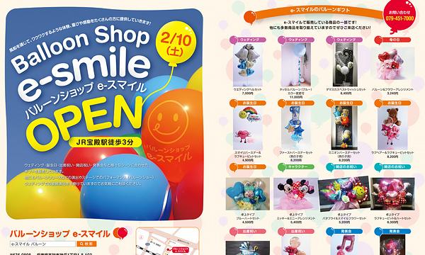 e-smileチラシ